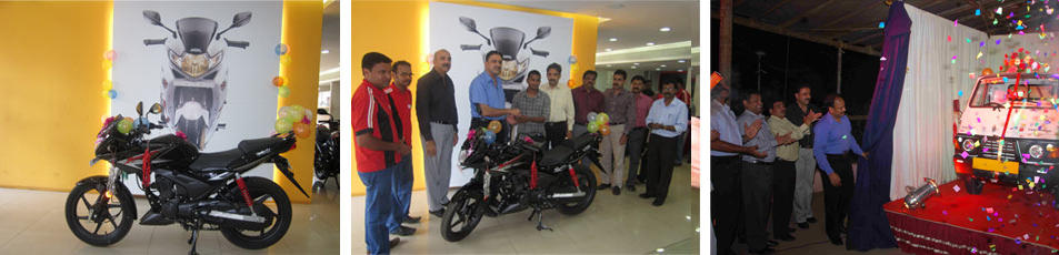 For details of Hero Motocorp range of Motorcycles & Scooters please log on to www.heromotocorp.com. For details of Piaggio 3 and 4 wheeler range of ...